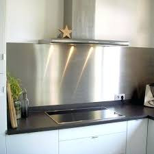 tole inox pour cuisine tole inox pour cuisine plaque dinox brossac pour cracdence de