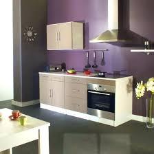 meuble cuisine taupe cuisine taupe brillant cool awesome de cuisine noir laqu i