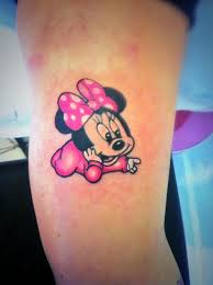 minnie mouse tattoos designs ideas and meaning tattoos for you