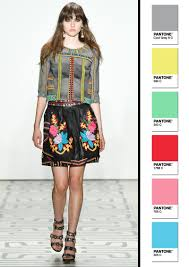 nicole miller spring summer 2017 collection color codes u2039 fashion