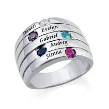personalized rings for mothers 8 best s ring ideas images on rings