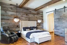 Wood Wall Covering by Tobacco Barn Grey Wood Wall Covering U2013 Master Bedroom House