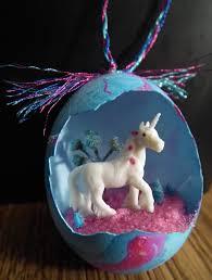 crafty card tricks unicorn egg decoration