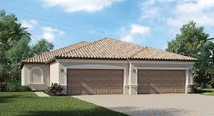 magnolia new home plan in gran paradiso twin villas by lennar