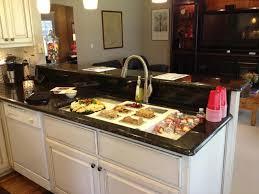 Kitchen Sinks Okc 4 Galley Workstation Traditional Kitchen Oklahoma City By