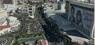Map Of The Las Vegas Strip by Apple Acquired Mind Blowing 3d Mapping Company C3 Technologies
