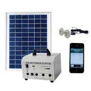 Solar Home Lighting System - china solar home system suppliers solar home system manufacturers