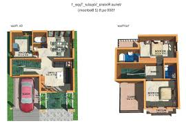 Floor Plans For Houses In India by 3 Bedroom House Plans In Indian Memsaheb Net