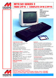 30 years on remembering the memotech mtx 500 u2022 the register
