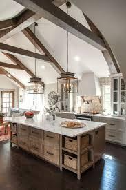 best 25 open concept kitchen ideas on pinterest vaulted ceiling 44 luxury farmhouse kitchen decorating ideas