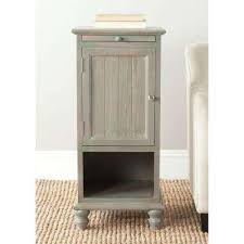 Grey Accent Table Safavieh Accent Tables Living Room Furniture The Home Depot