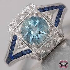 40 best stunning aquamarine jewelry images on pinterest
