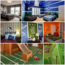 sports themed bedrooms interesting sports themed bedrooms for kids interior decorating