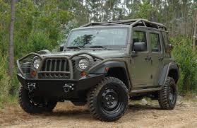 jeep j8 truck j8 light patrol vehicle 4 door