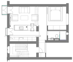 tiny apartment floor plans uncategorized small studio house plan showy for awesome tiny