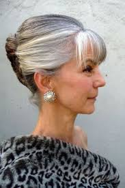 hair in a bun for women over 50 older french women google search fashion over 50 pinterest