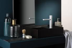 Bathroom In Black In Black U0026 White