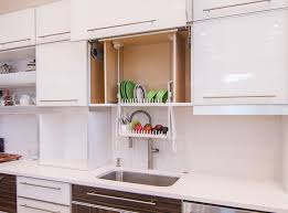 Kitchen Cabinet Racks Storage Choose The Right Kitchen Cabinets And Dish Racks For Your Home