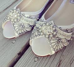 wedding shoes wide width gatsby peep toe wedge wedding shoes all and half sizes