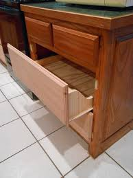Building Kitchen Cabinets How To Build Kitchen Cabinet Drawers U2014 The Homy Design