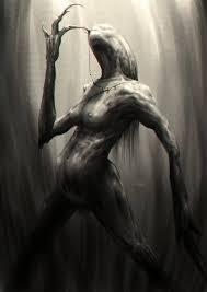 alian a h artwork by covenant concept artist dane hallett