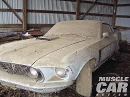 first mustang ever made 1969 ford mustang long lost boss rod network