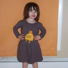 make a toddler dress from a t shirt 7 steps with pictures