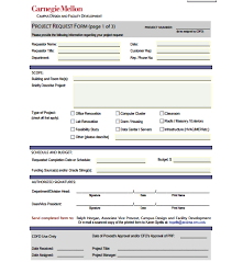 Project Request Form Template Excel 5 Request Form Templates Formats Exles In Word Excel