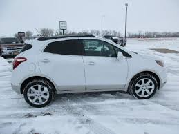 buick encore 2017 white 2017 buick encore premium for sale harvey nd 1 4l 4 cyl 4 cylinder
