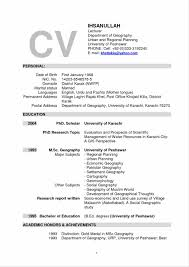 Youtube Best Resume by Cv Cover How To Make An Academic Resume Letter How To Write A Cv