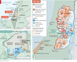 Israel World Map Israel Still Rules Over Palestinians 50 Years After Its Six Day War
