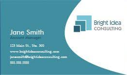 consulting business cards design custom business cards for free