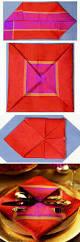 Pliage Serviette Papier Poinsettia by 146 Best Pliage De Serviettes Images On Pinterest Folding
