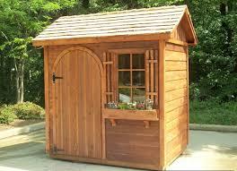 Designer Garden Shed Markcastroco - Backyard sheds designs
