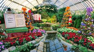 Botanical Gardens Pittsburgh The Prettiest Picture You Ve Seen Phippsholiday Anotherslice