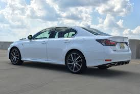 lexus economy cars 2016 lexus gs 350 f sport test drive review autonation drive