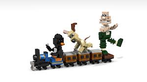 lego ideas wallace u0026 gromit brickfigures