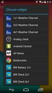 android bookmark widget how to get instant access to apps widgets in just a swipe on
