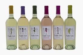 a new generation of wine drinkers wants prettier bottle labels