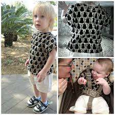 and baby clothes matching