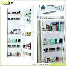 armoire mirrotek over the door jewelry armoire full image for