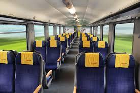 regiojet services on board of regiojet ic trains