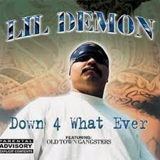Old Town Photo Albums Down 4 Whatever By Lil Demon Old Town Gangster Album Listen