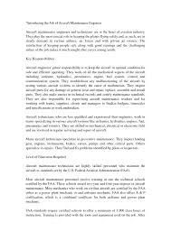 cover letter maintenance mechanic resume template sample