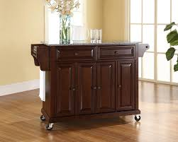 crosley kitchen cart island by oj commerce kf30001ema 369 00