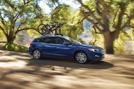 2017 subaru impreza hatchback black 2017 subaru impreza sedan and hatchback first test unrivaled