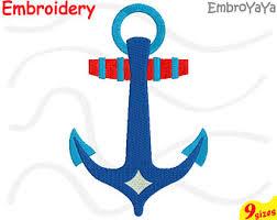 anchor symbol etsy