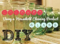 diy stain glass vases elmers glue and food coloring mix