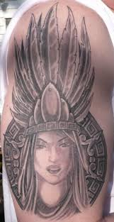 aztec tattoo art and designs page 27