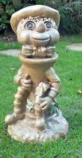 gnomes stone garden statues ornaments ebay